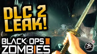 "Black Ops 3 ZOMBIES DLC 2 LEAKED INFO! ""Skull Of Nan Sapwe"" WONDER WEAPON + ALL 4 ELEMENTAL SWORDS!"