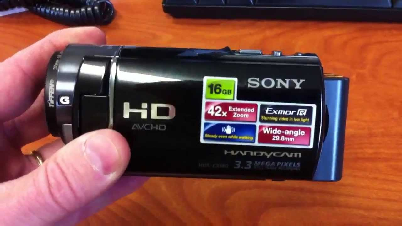 gear yell 6 hidden feature on the sony hdr cx160 youtube rh youtube com  sony hdr-cx160 owners manual