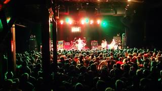 NOFX (8) We March to the Beat of Indifferent Drum - TLA - 12/01/2013