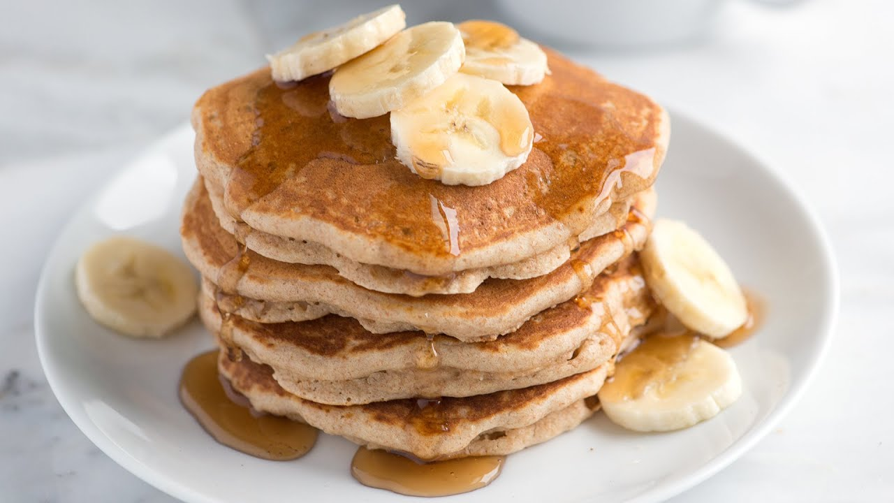 Easy delicious whole wheat pancakes recipe ccuart Gallery