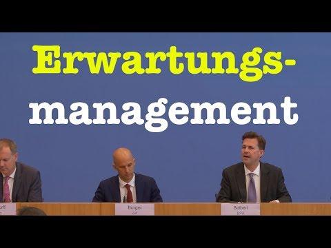 24. Oktober 2018 - Sehenswerte Bundespressekonferenz - RegPK