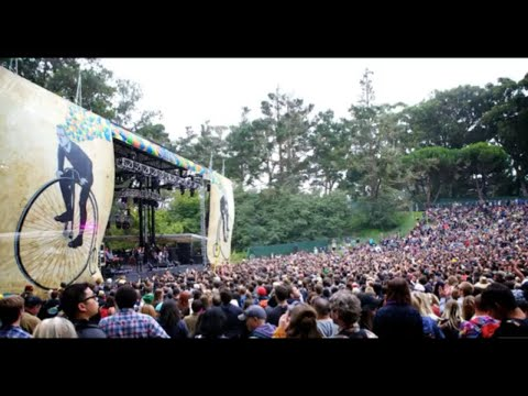 Outside lands 2018 Line up,THE WEEKND,FUTURE,JANET JACKSON,BECK