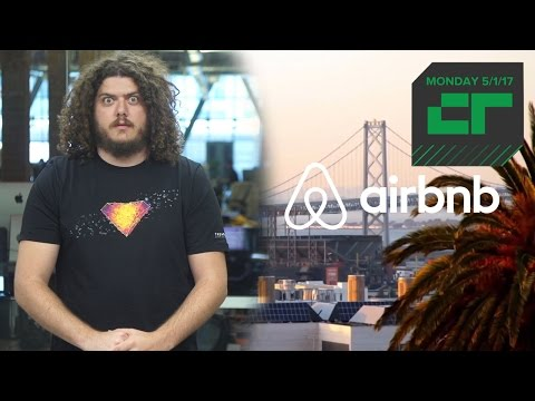 Airbnb Hugs It Out in San Francisco | Crunch Report