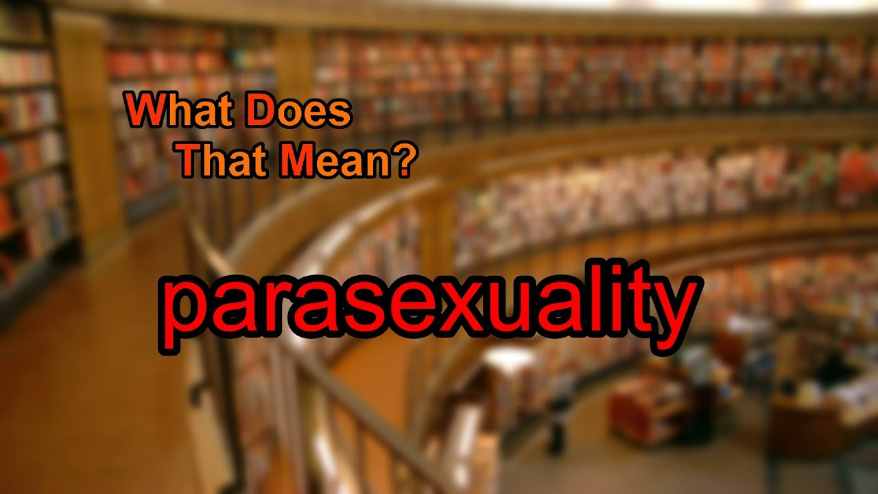 Parasexual definition