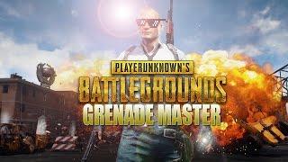 Playerunknown's battlegrounds 💣Grenade Master