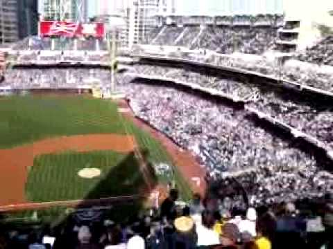 Padres vs. Dodgers, Opening Day, 2012.mp4