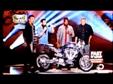 Jesse James dislikes Richard Rawlings of fast&loud - YouTube