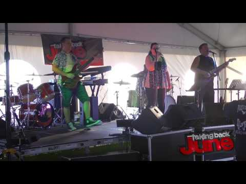 """Working for the weekend by Calgary Band """"Taking Back June"""""""
