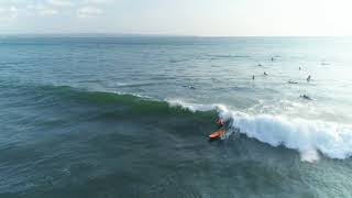 Обучение серфингу на Бали, Кудета.