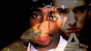 2Pac - Broken Wings (feat. Eminem) #NEW