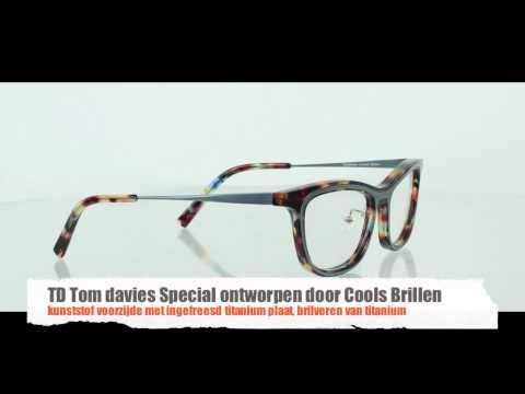 Special TD Tom Davies door Cools Brillen