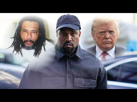 Kanye West, Larry Hoover And Donald Trump THE BREAKDOWN