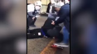 Man fatally shot at Queens subway station after dispute