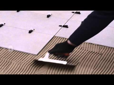 Piastrellare un pavimento doovi - Distanziatori per piastrelle autolivellanti ...