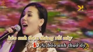 karaoke lk tinh ngheo co nhau duc trung Ac Vi Tinh moi nu feat