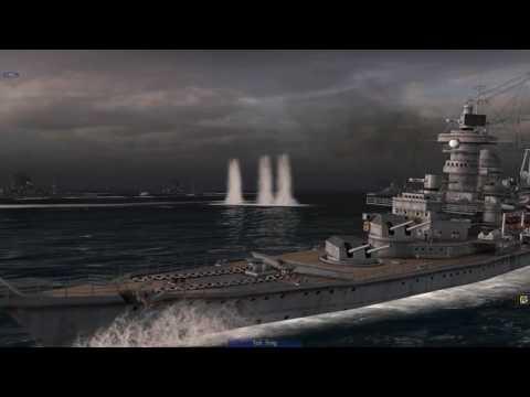 Эпичный бой в Atlantic Fleet