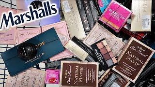You WON'T Believe What I found at Marshalls MAKEUP DEALS !!