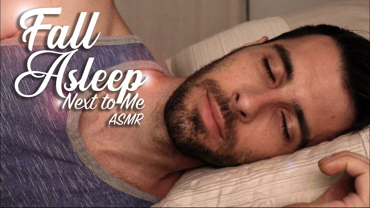 Fall Asleep Next to Me ASMR - Relaxing Male ASMR