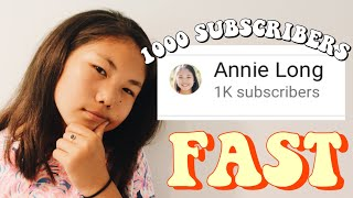 HOW TO GROW YOUR YouTube CHANNEL FAST: With 0 Views and 0 Subscribers | My SECRET Tips and Tricks