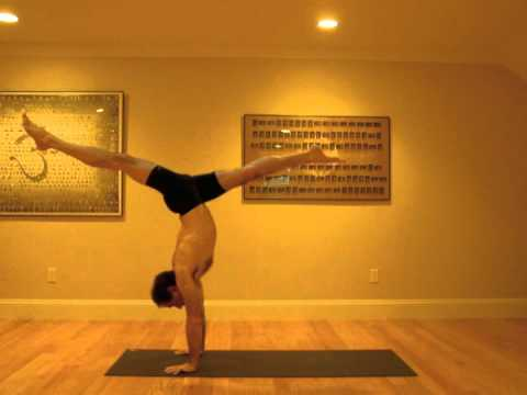 thirteen ways into handstand  youtube
