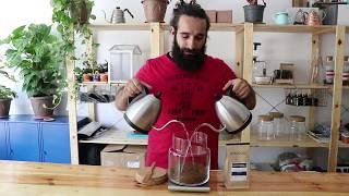 Cold brew(Soğuk demleme) kahve nasıl demlenir?