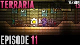 Terraria - #11 - Maison Océanique thumbnail