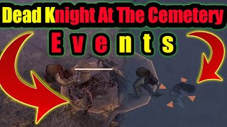 Grim Soul Dark Fantasy : #295🔥Dead Kinght &  Night At The Cemetery Events🔥Update v1.9.1🔥