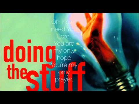 I Lift My Eyes Up - Live Vineyard Worship taken from 'Doing The Stuff' (Official Lyric Video) HD