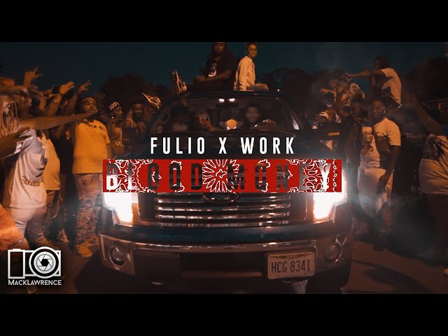 Fulio X Work - Blood Money - Dir By @MackLawrenceFilms