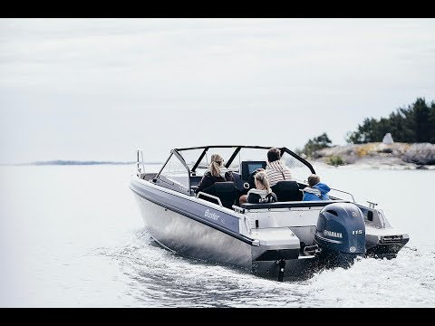Economical And Safe Buster XL 2020 Aluminium Powerboat