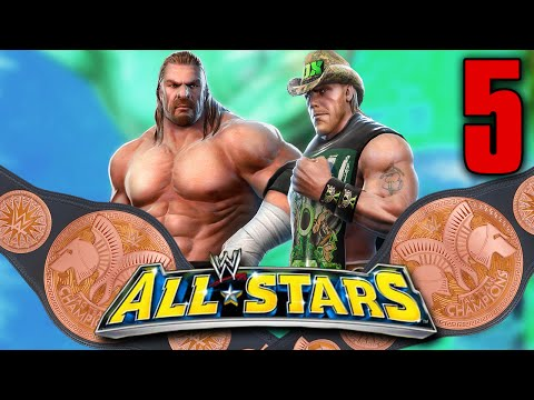 """WWE ALL STARS - Path of Champions Tag Team - Ep. 5 - """"TAG TEAM TITLE MATCH!! FINALE!!"""""""