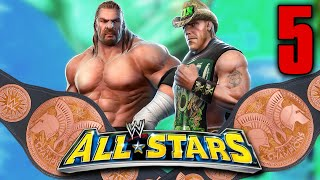 WWE ALL STARS - Path of Champions Tag Team - Ep. 5 -