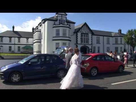 Wedding Video Northern Ireland | Breda and Martin  by Lakeland Videography