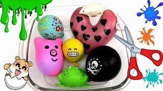 Cortando y abriendo juguetes blanditos - Eres genial con Eva y Lina thumbnail