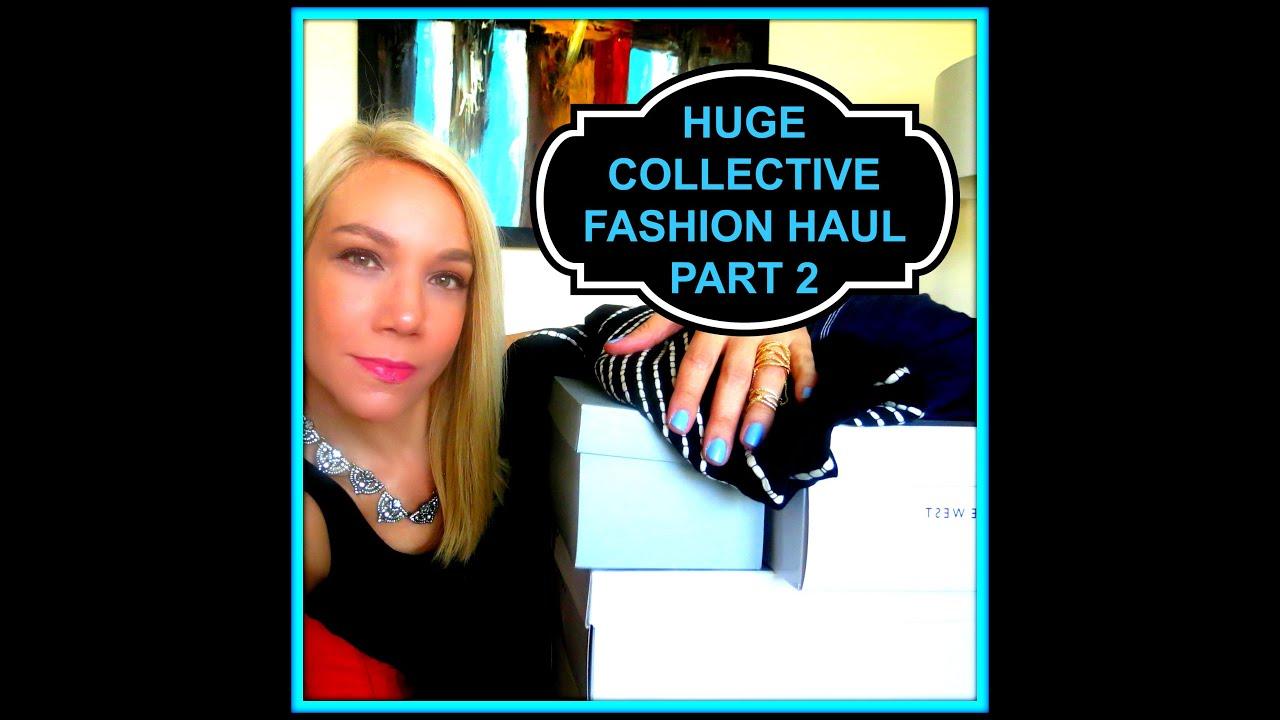 Huge Collective Fashion Haul Part 2 - Nine West, BaubleBar, Target, Ann  Taylor, LOFT