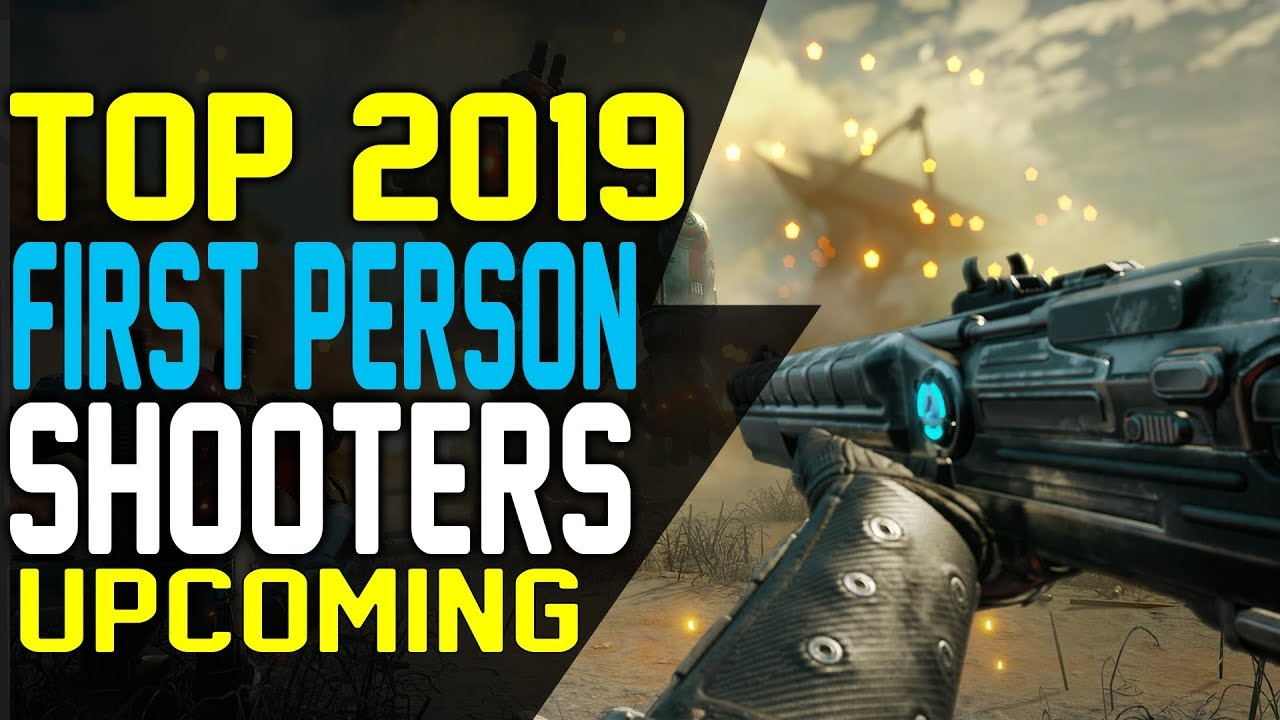 First Person Shooter Games Xbox One 2019 Gamewithplay