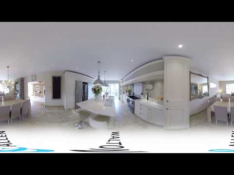 Brookland House  – Luxury Mansion Home 360 VR Video Tour
