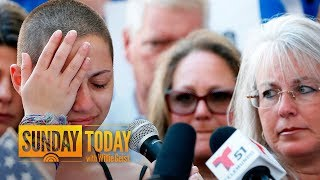 Chuck Todd: Parkland Students Aren't Just Mourning, They're Angry | Sunday TODAY