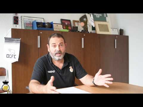 Entrevista a Luis Sánchez, coordinador del fútbol base