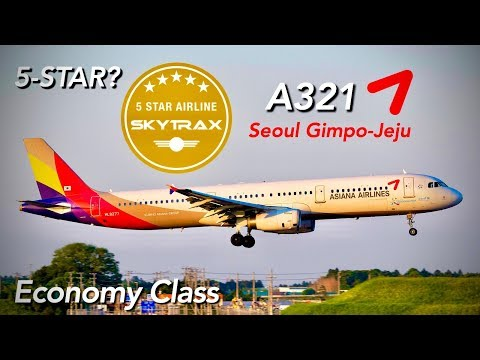 #15 DOMESTIC 1-HOUR FLIGHT With Asiana Airlines A321