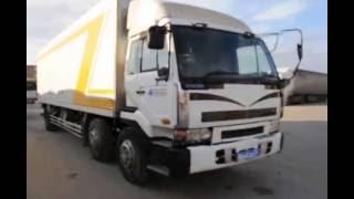 Обзор грузовика Nissan Diesel 2001 г.в.