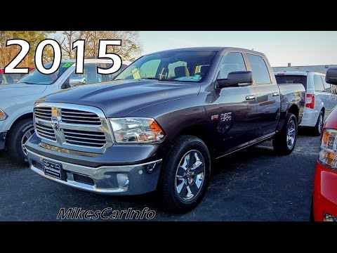 Big Horn Crew Cab 4x4 >> 2015 RAM 1500 SLT BIG HORN CREW CAB 4X2 - YouTube