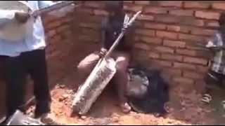 ASÍ SE ALABA A DIOS EN ÁFRICA