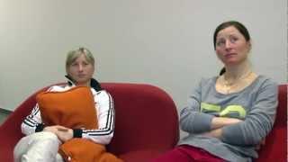 Олимпийский проект: Кубок мира по биатлону в Сочи. Валя и Вита Семеренко
