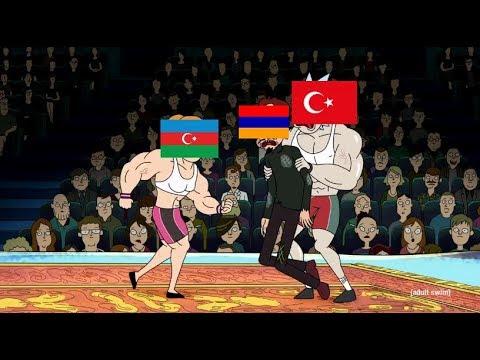 When the Turkey and Azerbaijan ally