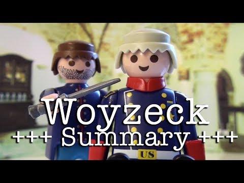 Woyzeck to go (Buechner in 9 minutes)