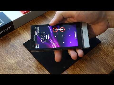 Sony Xperia P - battery replacement