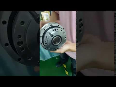 鼎億GTC ─諧波減速機GSHG32-80-2UH(標準)轉動解說