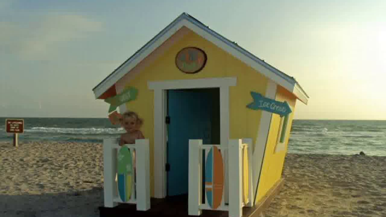 Tiny Beach House YouTube