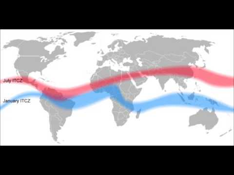 Inter Tropical Convergence Zone (ITCZ)